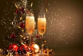 Новогодняя ночь 2018 Года!